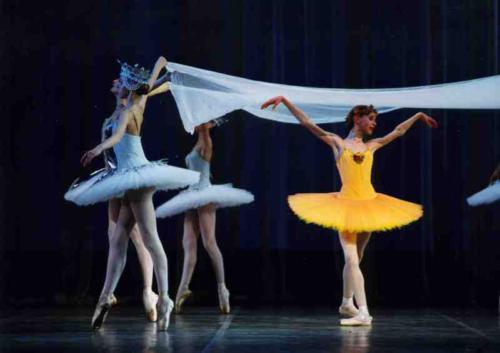 "The ballet ""the seasons"""